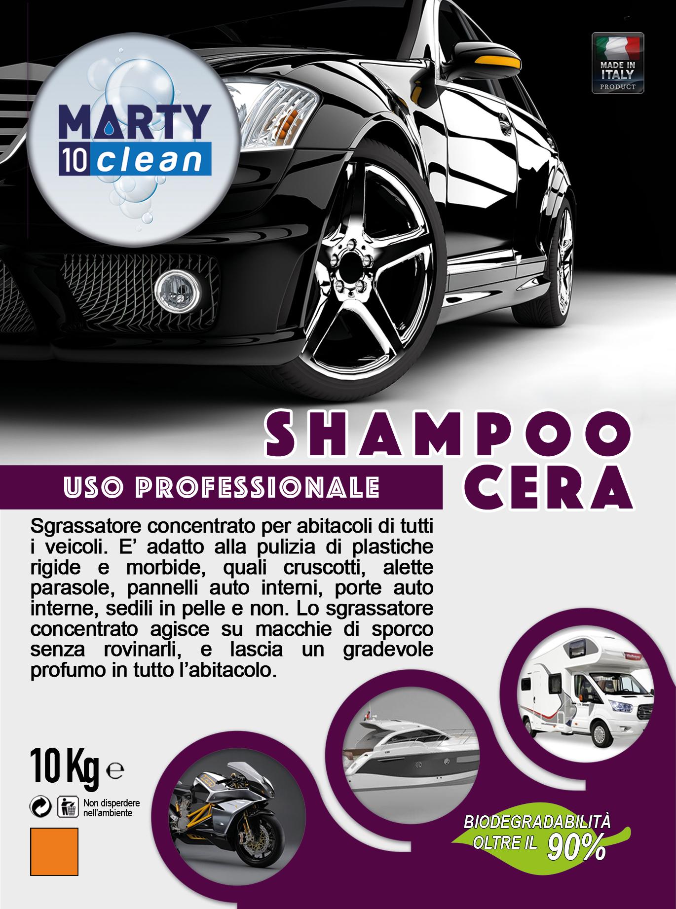 shampoCera 10Kg