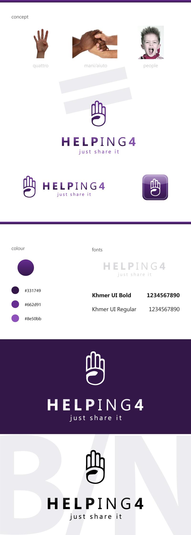 Logo-Helping4